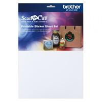 Brother ScanNcut Aanvulling Printbare Sticker/lamineer vellen