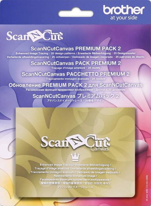 Brother ScanNcut Premium Pack 2