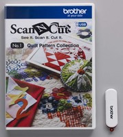 Brother ScanNcut NR.1 Quilt patronen