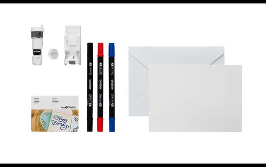 Brother ScanNcut DX Kalligrafie Starter Kit