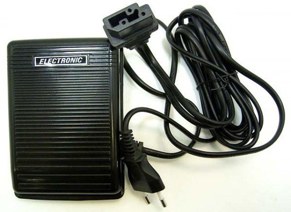 Voetpedaal YDK + kabel