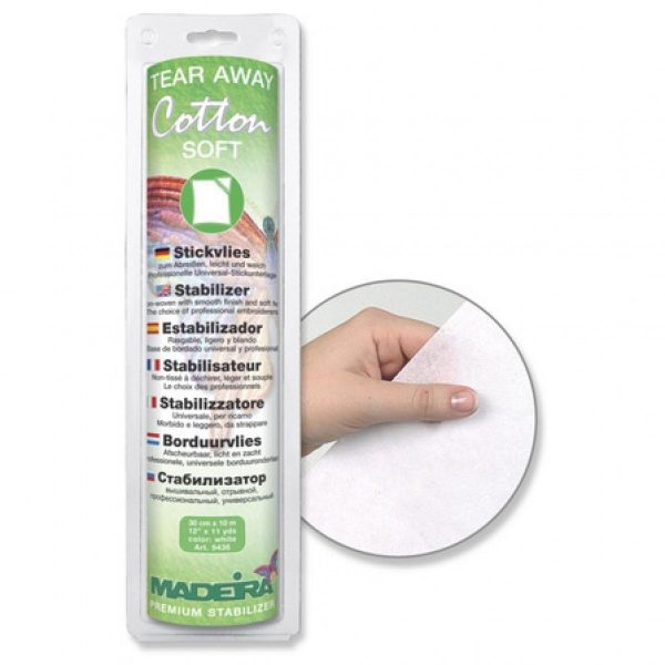 Madeira Cotton Soft Wit 9436