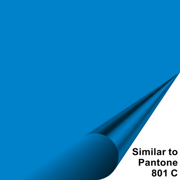 Flex 123 Premium - NEON BLUE 344 - 500mm x 100mm