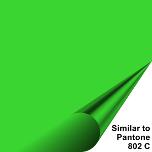 Flex 123 Premium - NEON GREEN 341 - 500mm x 100mm