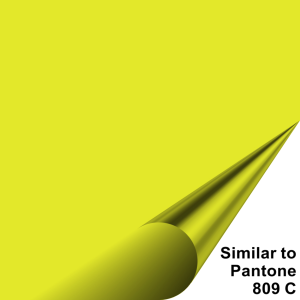 Flex 123 Premium - NEON YELLOW 340- 500mm x 100mm