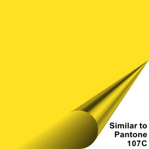 Flex 123 Premium - LEMON YELLOW 319 - 500mm x 100mm