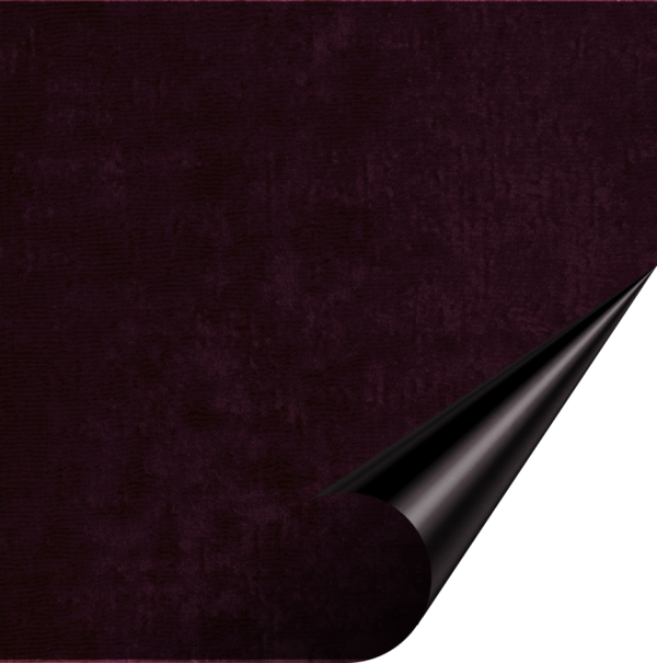Flock Premium - Black - 500mm x 100mm