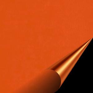 Flock Premium - Fluo Orange - 500mm x 100mm