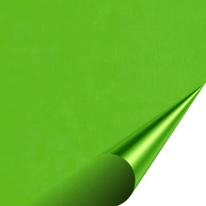 Flock Premium - Fluo Green - 500mm x 100mm