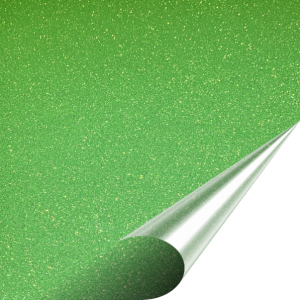 Flex Pearl - Fluo Green - 500mm x 100mm