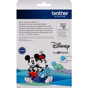 Brother ScanNcut DX Disney Kit automatisch instelbaar mes voor vinyl